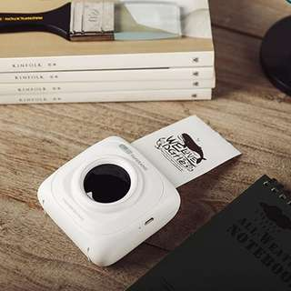 Paperang portable bluetooth printer