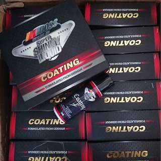 Mioss crystal coating hd