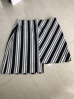 Zara Asymmetrical Skirt
