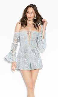 Sheike Promises Lace Playsuit
