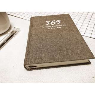 365 Planner / Diary