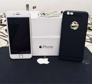 iPhone 6 FULLSET BONUS Case & Protector