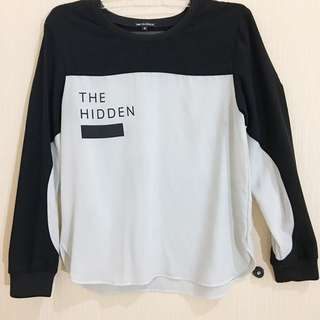 Colorbox the hidden long sleeve tshirt