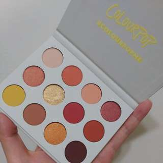 Colourpop Yes Please盤