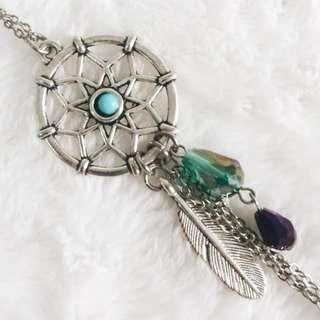 Dreamcatcher Fashion Necklace
