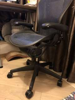 Herman Miller Aeron Size A (Asian Fit)