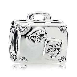Pandora luggage charm