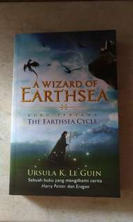 A Wizard of Earthsea by Ursula K.Le Guin