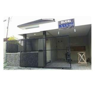 Rumah baru di kota Solo Jl Gajahan belakang hotel Lor Inn