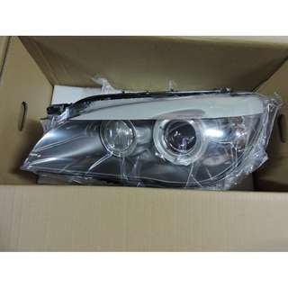 BMW 7-Series F02 Xenon Headlamp With Adaptive