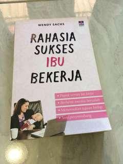 Buku tentang working mom