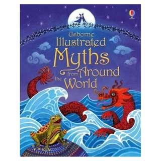 (Brand New) Illustrated Myths from Around the World    By: Various Hardcover