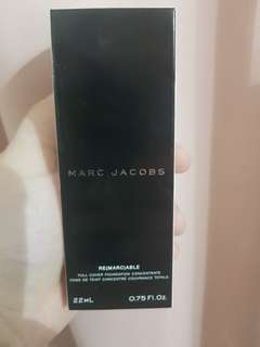 Marc Jacobs - Re(Marc)able full cover foundation