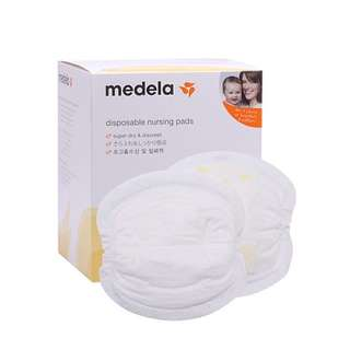 Medela anti-galactorrhea maternal disposable breastfeeding leak-proof pad (30 pieces) of genuine