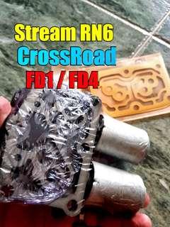 Stream RN6 / CrossRoad RT1 / Civic FD1 FD4 ( gearbox soleniod )