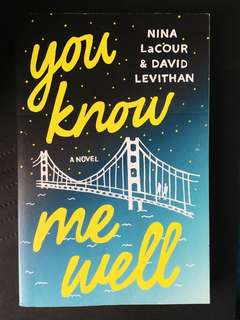 You Know Me Well by LaCOUR and Levithan