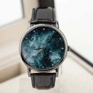 Space Themed Analog Watch