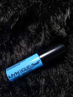 NYX Liquid Suede Cream Vault (Shade: Little Denim Dress)