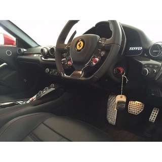 Ferrari F12 Berlinetta For Rent