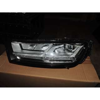 Audi Q7 4M Type Headlamp Left & Right Sided Original