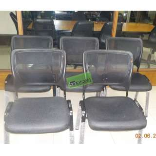 VC-601 4 LEGGED VISITORS CHAIRS_Office Partition Furniture