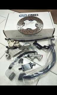 pump lc 1set pnp lc pump belakang