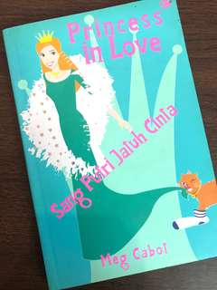 Princess in Love (Princess Diaries Series)