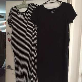 Maternity bundle size 16 dresses/tops