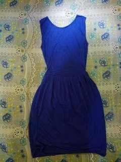 Blue Dress. (FIT)