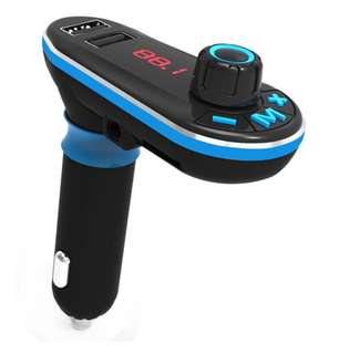 T31 car Bluetooth fm transmitter