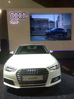 All new A4 2.0 TFSI Quattro