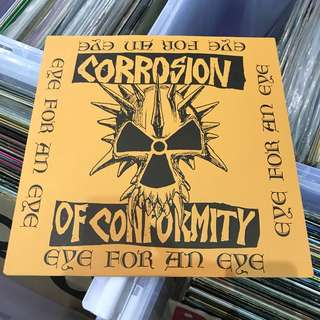 CORROSION OF CONFORMITY VINYL LP