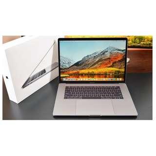 15‑inch MacBook Pro - Silver