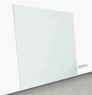 50cm Square Clear Glass Sheet
