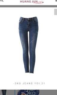 🚚 H&J牛仔褲