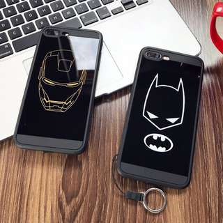 Marvel/DC Iphone Cases