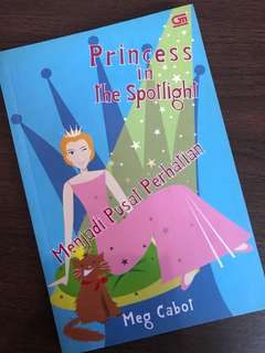 Princess in the Spotlight (seri dari Princess Diaries)