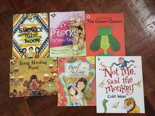Children's Picture Books Bundle