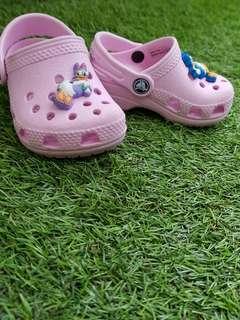 Crocs Classic Clog in pink