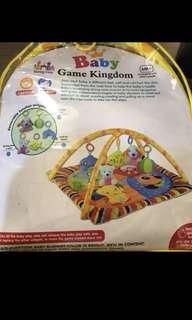 Baby gaming pad