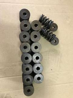 Valve spring and Retainer type R