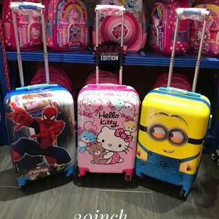 New Arrival!! 20 inch Kids Travel Luggage