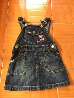 Oshkosh Jeans Jumper Dress