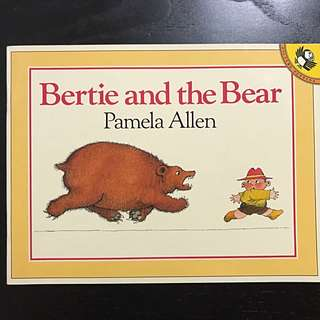 Bertie and the Bear