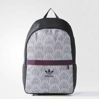 Adidas Shell Print Backpack