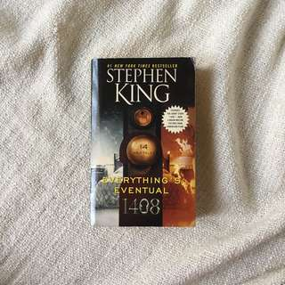 1408 by Stephen King (Fiction)