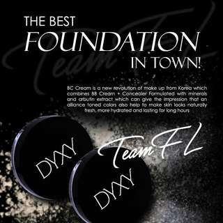 Dyxy Cosmetics Foundation