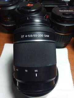 Sony 55-200