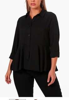 Boohoo blouse