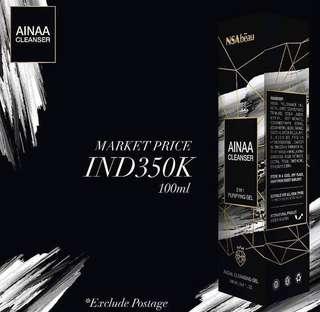 AINAA 2in1 purifying gel